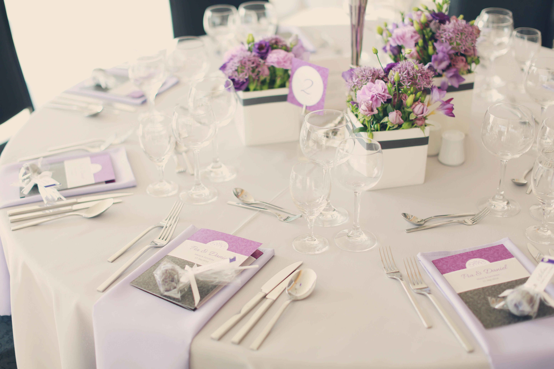 Tischdeko Zur Hochzeit  Tischdeko zur Hochzeit Ideen