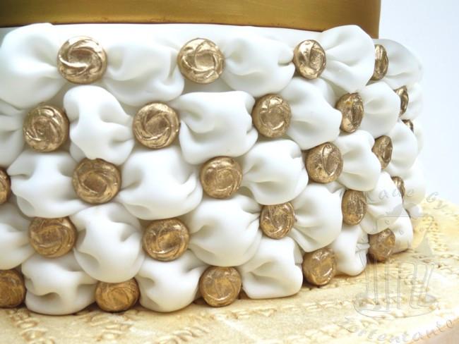 Torte Goldene Hochzeit  Tortentante Der grosse Tortenblog mit Anleitungen