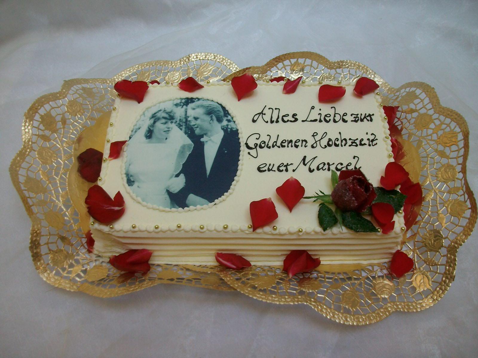 Torte Goldene Hochzeit  Torte goldene hochzeit ideen – Appetitlich Foto Blog für Sie