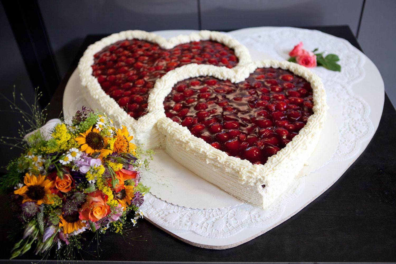 Torte Hochzeit  Freihof Hochzeit Torte