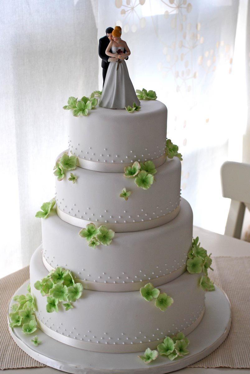 Torte Hochzeit  Die Zuckerbäckerin essen