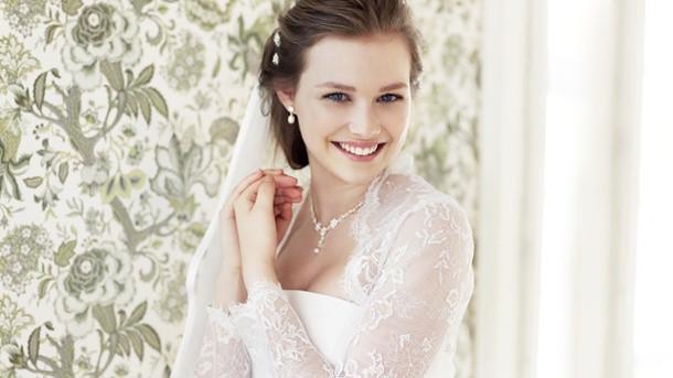 Traumdeutung Eigene Hochzeit  Brautmode 2014 Die neuesten Trends