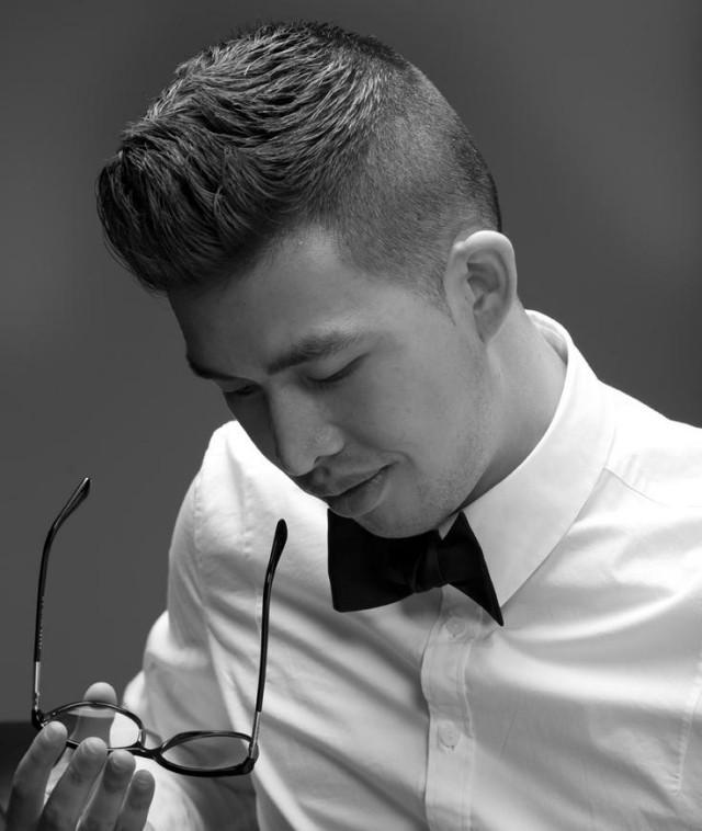 Übergang Haarschnitt  Männerfrisuren 2014 15 Top 6 moderner Kurzhaarfrisuren