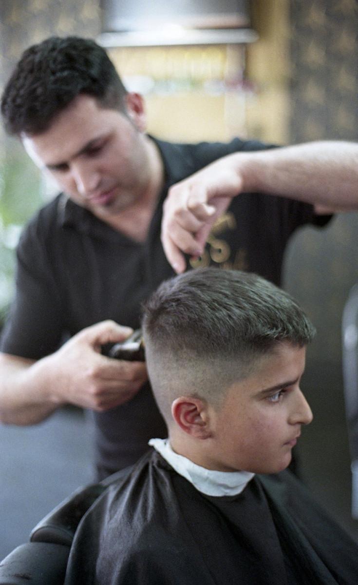 Übergang Haarschnitt  ist das ein fasson oder um welchen haarschnitt handelt es
