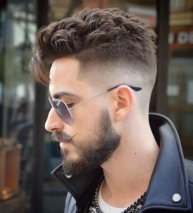 Übergang Haarschnitt  Frisuren Undercut Männer Jungs Für Frauen Haarschnitt 2019