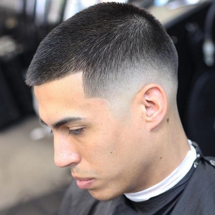 Übergang Haarschnitt  männer haarschnitt raspelkurz übergang hairstyles hair