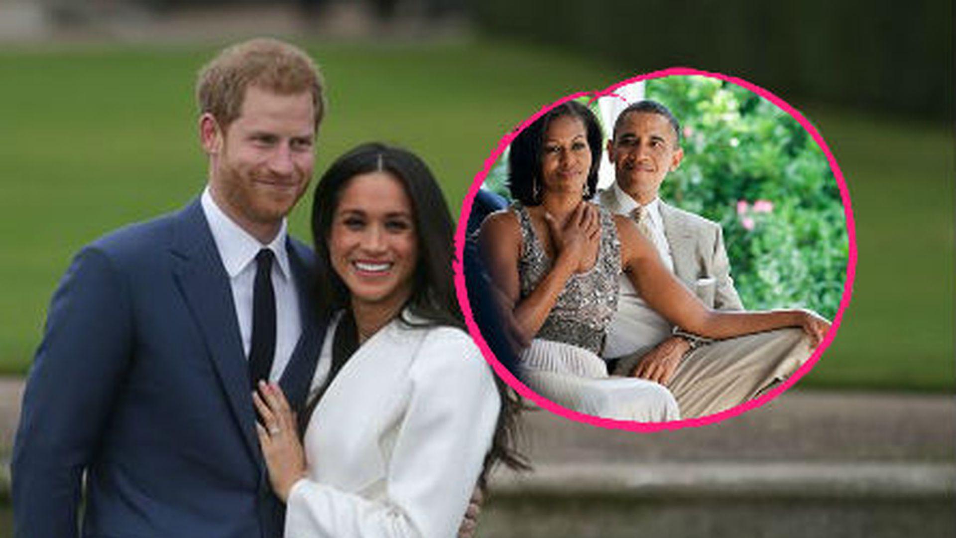 Übertragung Hochzeit Harry  Hochzeit von Prinz Harry & Meghan Die Obamas sollen