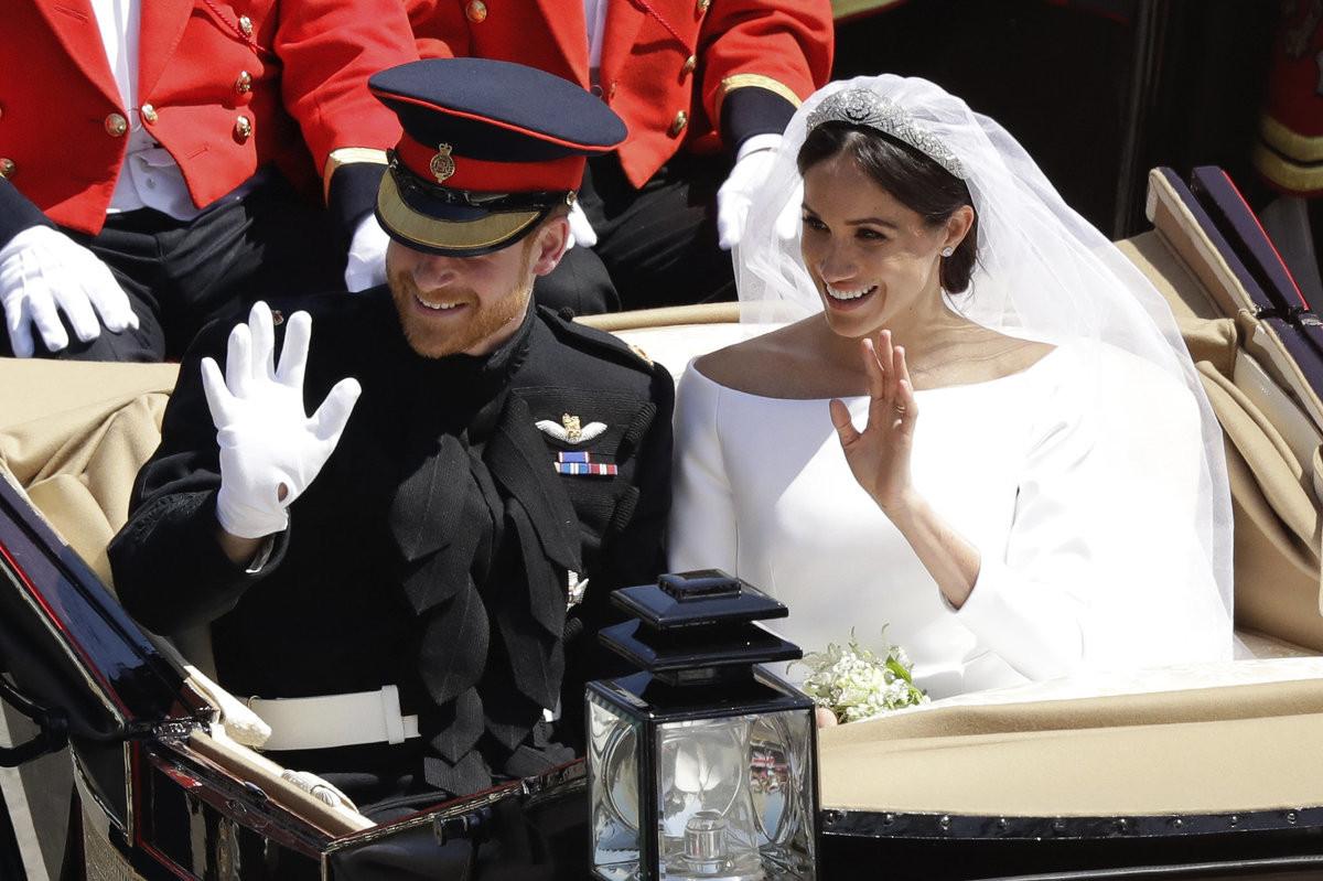 Übertragung Hochzeit Harry  Royale Hochzeit 2018 Harry und Meghan sind Mann und Frau