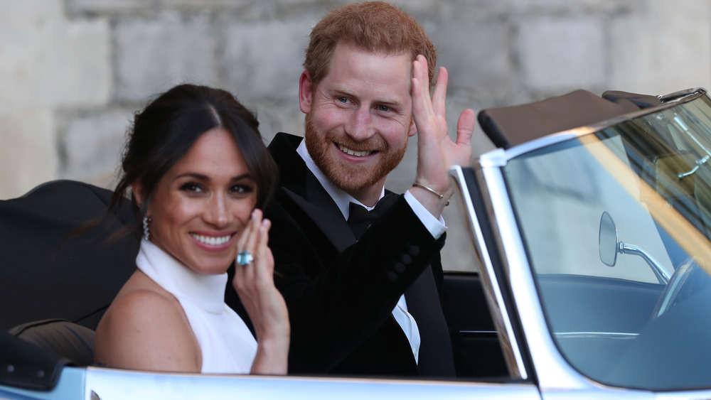 Übertragung Hochzeit Harry  Hochzeit von Prinz Harry und Meghan Markle Royal Wedding