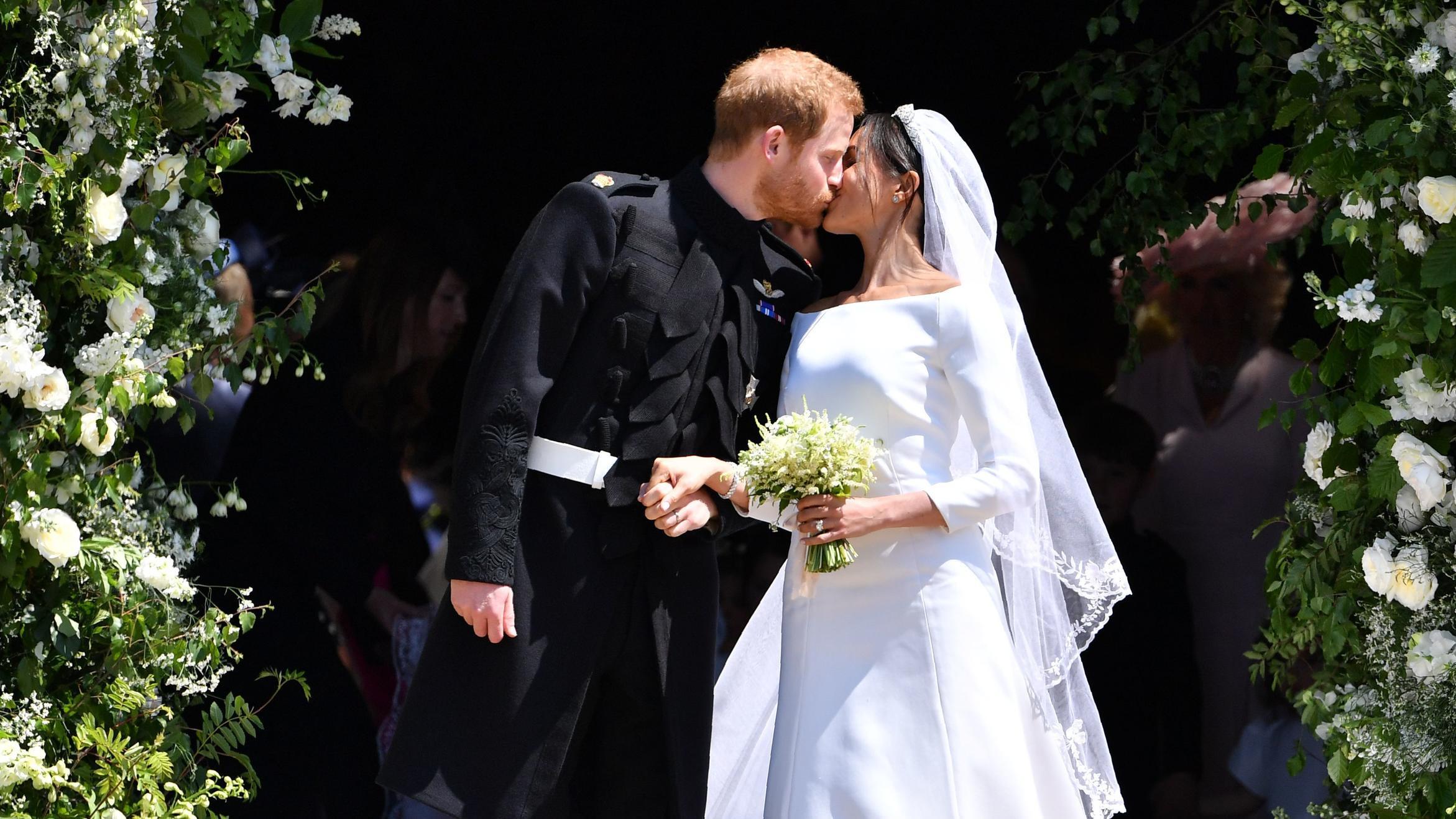 Übertragung Hochzeit Harry  Die royale Hochzeit von Prinz Harry und Meghan Markle im