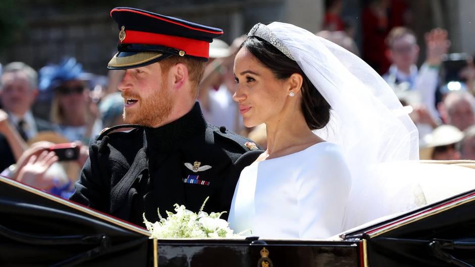 Übertragung Hochzeit Harry  Harry und Meghan Die schönsten Bilder der Hochzeit