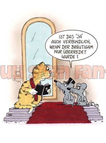 Uli Stein Hochzeit  15 besten Cartoons Wedding Bilder auf Pinterest