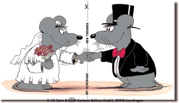 Uli Stein Hochzeit  Chrilles Backstübchen Sonstiges Uli Stein