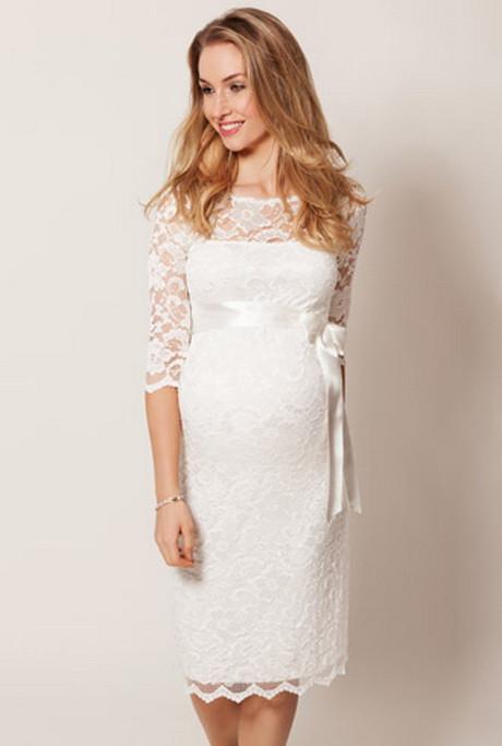 Umstands Hochzeitskleid  Umstands hochzeitskleid