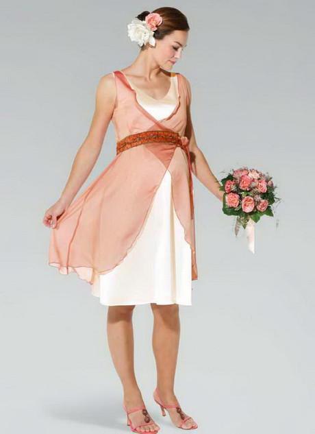 Umstands Hochzeitskleid  Brautkleid umstandsmode standesamt