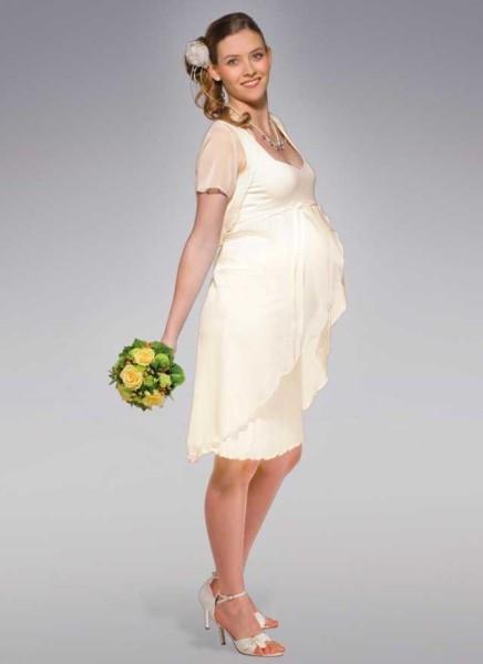 Umstands Hochzeitskleid  Umstands hochzeitskleid standesamt