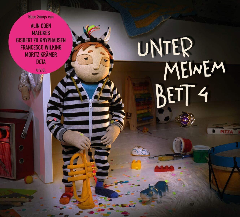 Unter Meinem Bett  Kindermusik auch für Erwachsene Unter meinem Bett 4