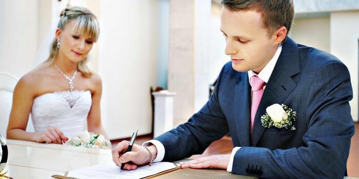 Unterlagen Hochzeit Standesamt  Anmeldung Hochzeit Standesamt