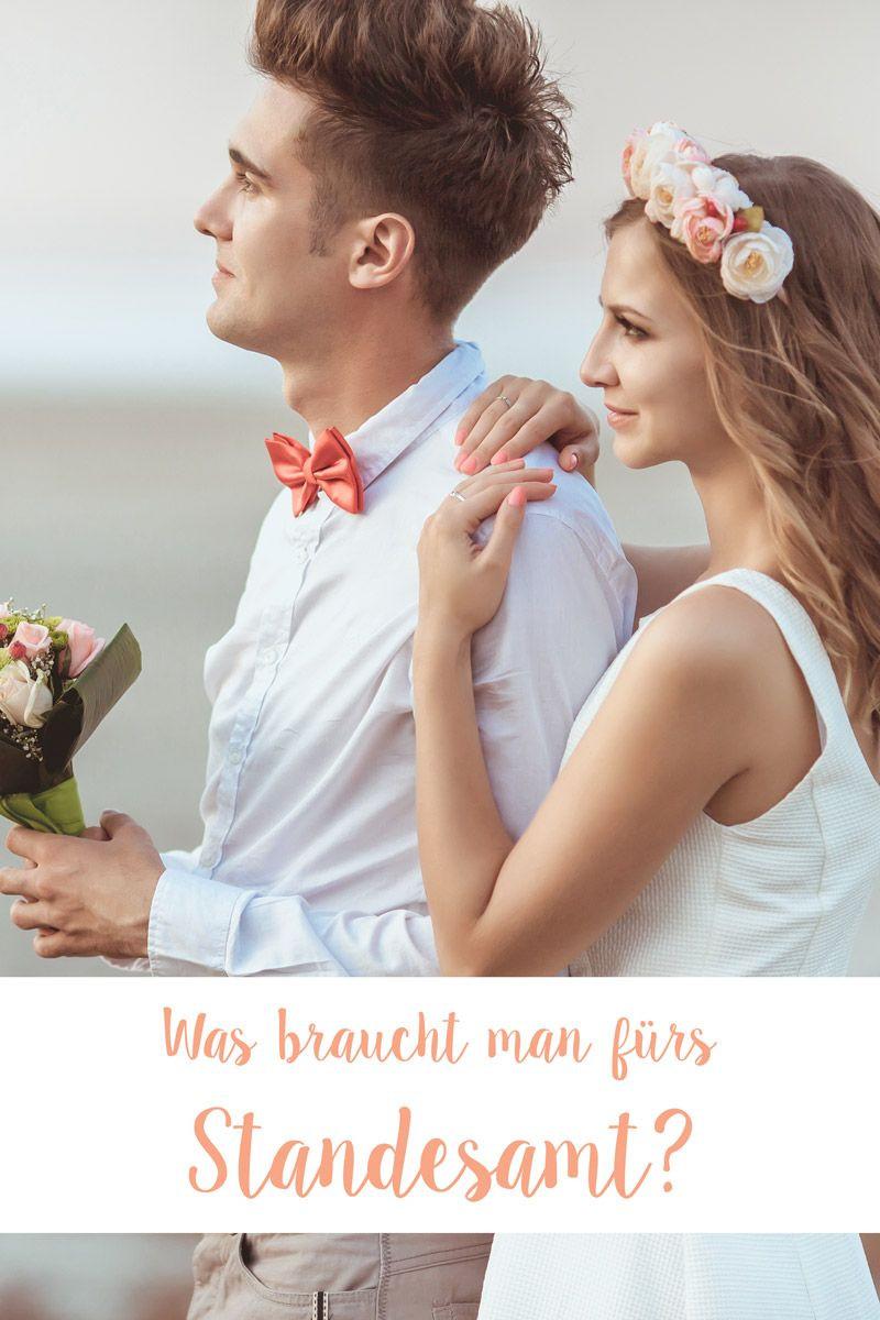 Unterlagen Hochzeit Standesamt  Standesamtliche Hochzeit – Was braucht man fürs Standesamt