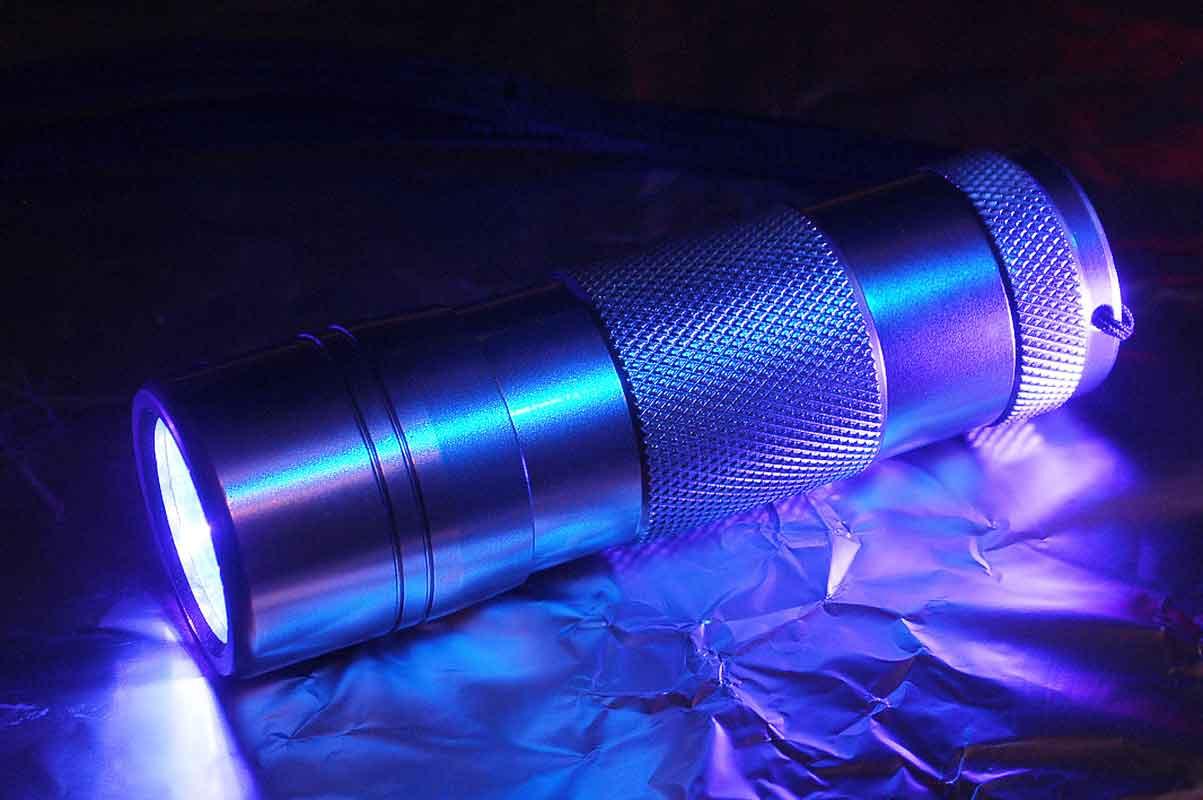 Uv Lampen  UV Lampe vom Miracle Store
