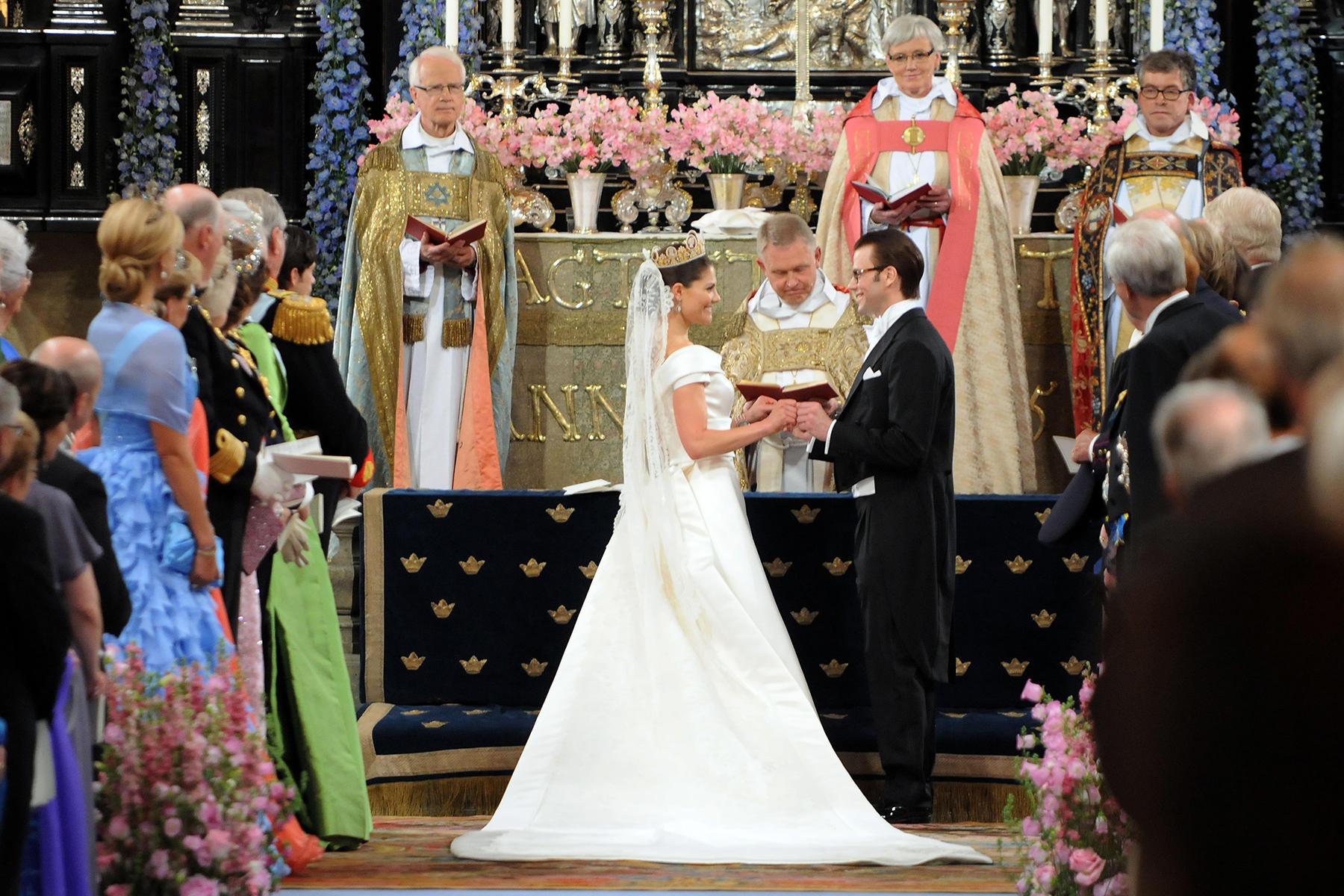 Victoria Von Schweden Hochzeit  Prinz Daniel Todesfall in der schwedischen Königsfamilie