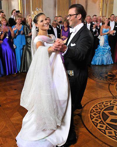 Victoria Von Schweden Hochzeit  Die schönsten Star Hochzeiten