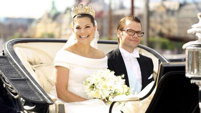 Victoria Von Schweden Hochzeit  Kronprinzessin Victoria von Schweden News Überblick
