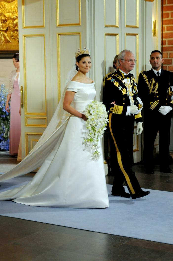 Victoria Von Schweden Hochzeit  Prinzessin Victoria von Schweden eine charmante