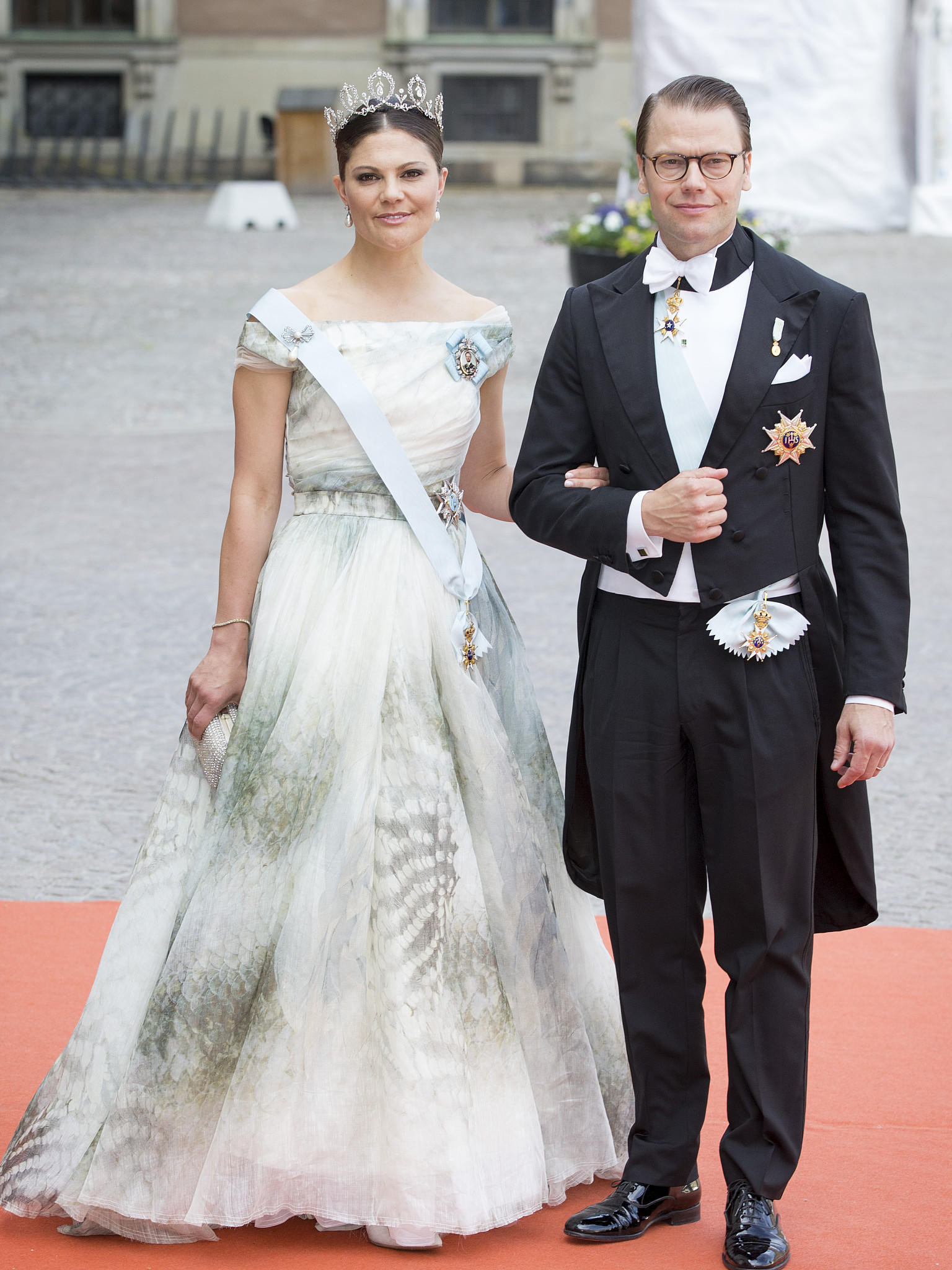 Victoria Von Schweden Hochzeit  So schön war Hochzeit von Kronprinzessin Victoria