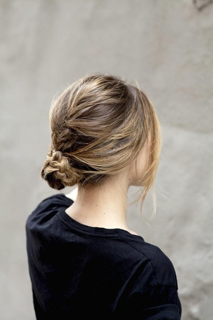 Vintage Frisuren Selber Machen  Abendfrisuren selber machen 46 Tipps und Tricks