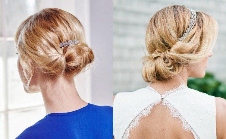 Vintage Frisuren Selber Machen  20er Frisuren selber machen 40 Haarstylings zur Mottoparty