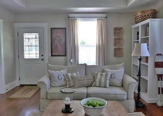 Vintage Wohnzimmer  Vintage Wohnzimmer Möbel ein romantischer Hauch