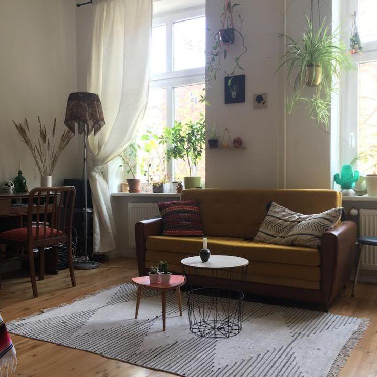 Vintage Wohnzimmer  65 besten Vintage Wohnideen für ein gemütliches Zuhause