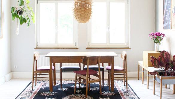 Vintage Wohnzimmer  Wohnen und Einrichten im Vintage Stil