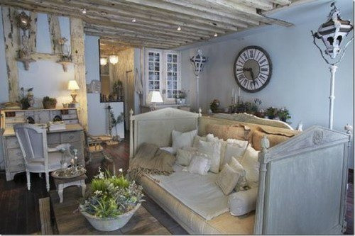 Vintage Wohnzimmer  Vintage deko wohnzimmer