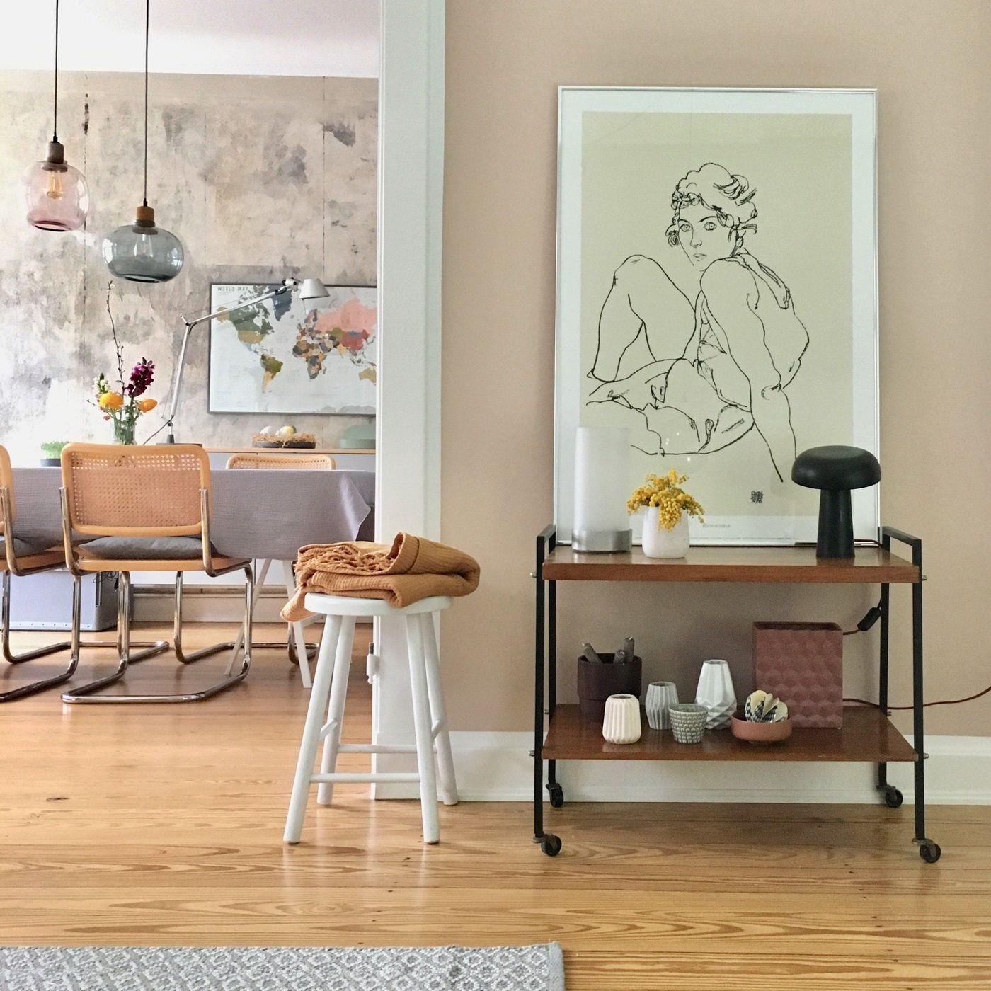 Wandgestaltung Wohnzimmer  Die besten Ideen für Wandgestaltung im Wohnzimmer