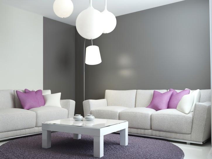 Wandgestaltung Wohnzimmer  Tapeten 13 Ideen zur Wandgestaltung im Wohnzimmer