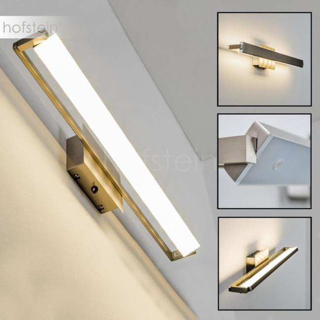 Wandlampe Mit Schalter  Wandlampen Mit Schalter Cool Lampenlux Led Wandlampe
