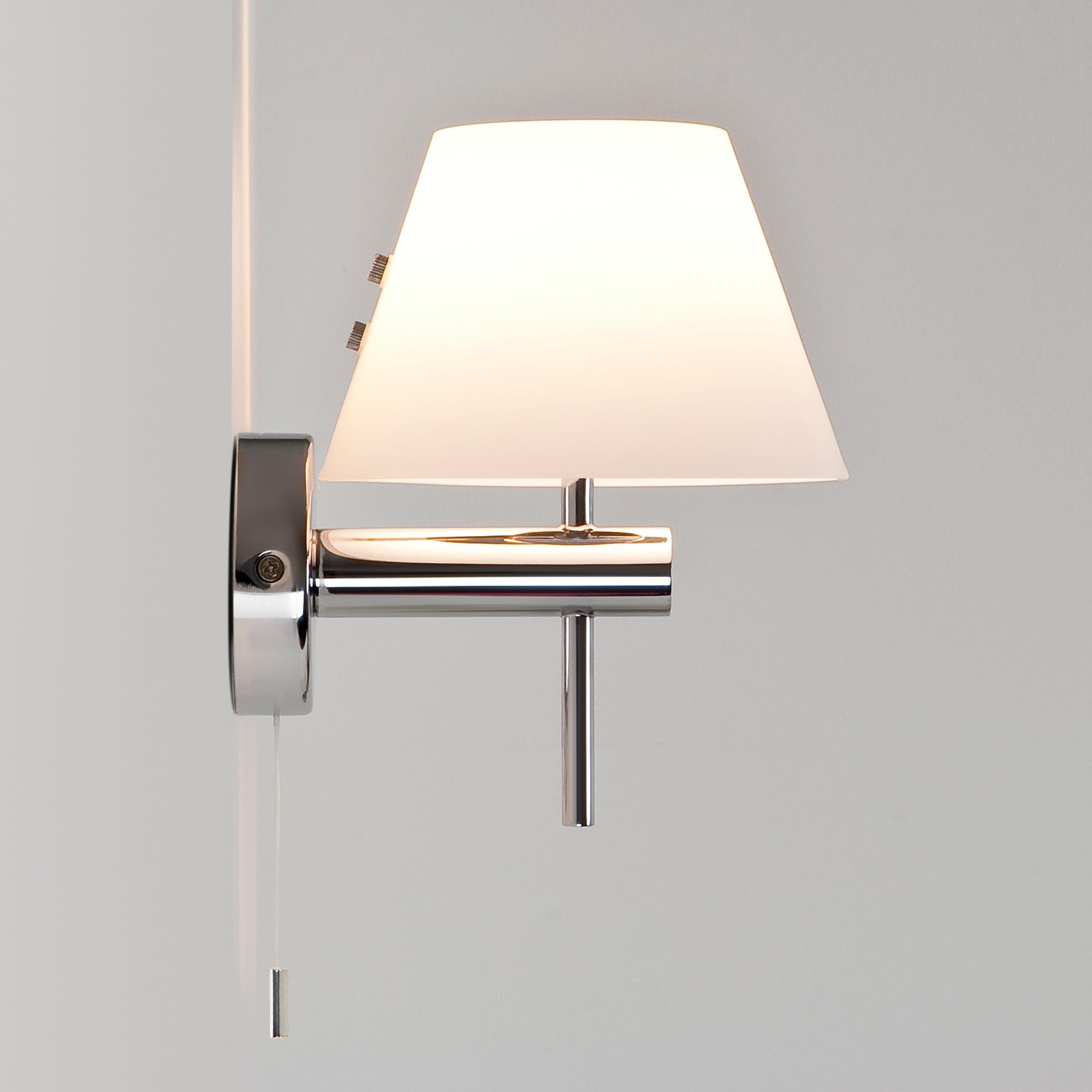 Wandlampe Mit Schalter  Illumina Astro Roma Wandleuchte mit Schalter 0434