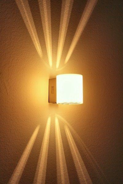 Wandlampe Mit Schalter  Design Wandlampe Wandleuchte Leuchte Lampe Flurlampe mit