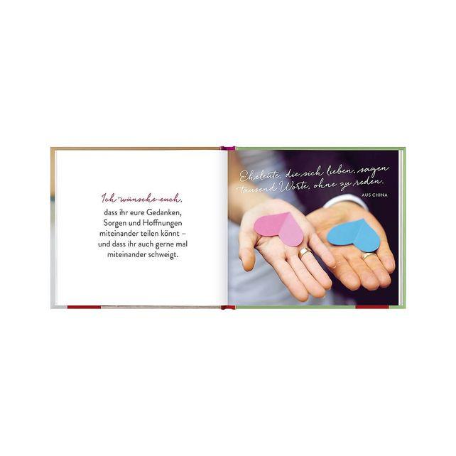 Was Brauch Ich Zur Standesamtlichen Hochzeit  Buch Mini Was ich euch wünsche zur Hochzeit Depot DE
