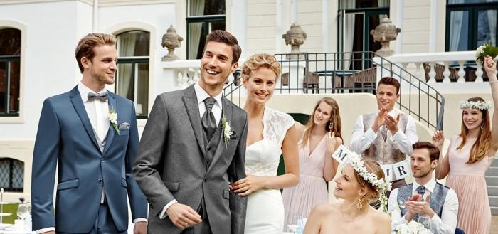 Was Trägt Man Zur Hochzeit  Anzug oder Frack Was trägt der Bräutigam zur Hochzeit