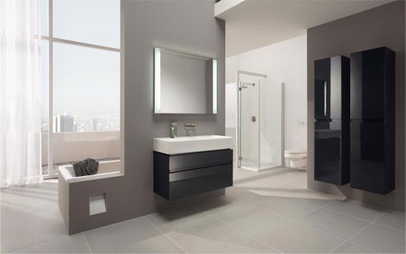 Waschbecken Eckig  Waschbecken eckig rund oder oval Bad Design