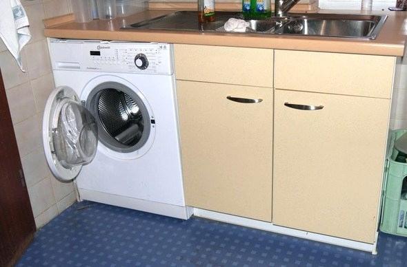 Waschmaschine Unter Arbeitsplatte  Waschmaschine Unter Arbeitsplatte Beseelt Miele Unterbau
