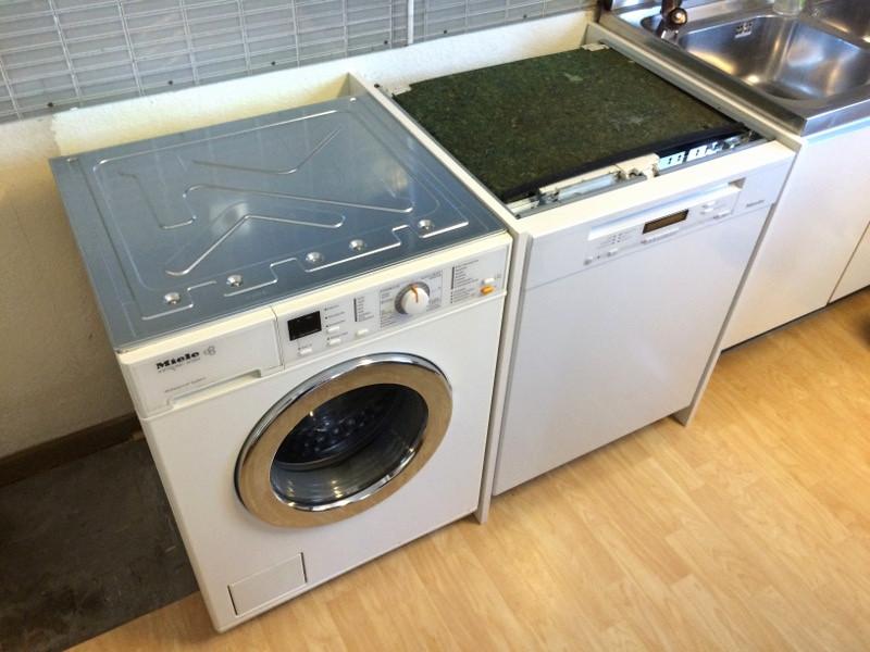 Waschmaschine Unter Arbeitsplatte  waschmaschine unter arbeitsplatte bezüglich Haushalt