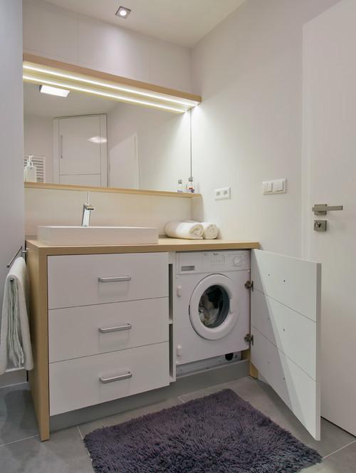 Waschmaschine Unter Arbeitsplatte  Waschmaschine Unter Arbeitsplatte Schön Smillas Wohngefühl