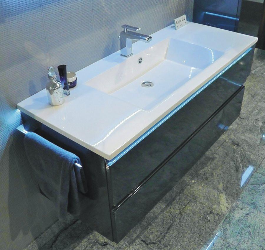 Waschtisch Mit Unterschrank 120 Cm  PURIS Ace Waschtisch mit Unterschrank 120