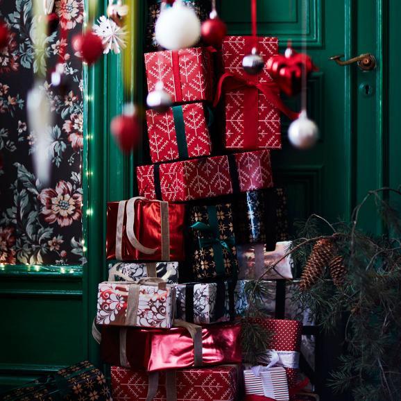 Weihnachten Geschenke  Geschenke verpacken zu Weihnachten – Ideen & Trends