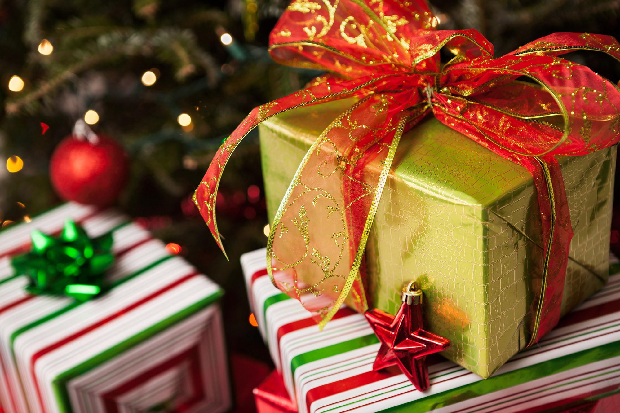 Weihnachten Geschenke  Weihnachten 2016 Diese Geschenke landen unter dem Baum