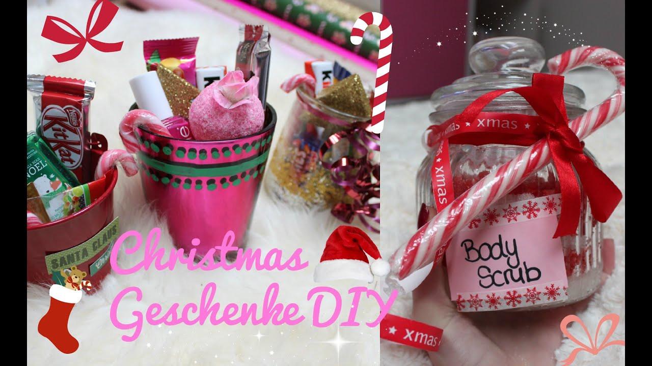 Weihnachten Geschenke  Last minute DIY Geschenke für Weihnachten